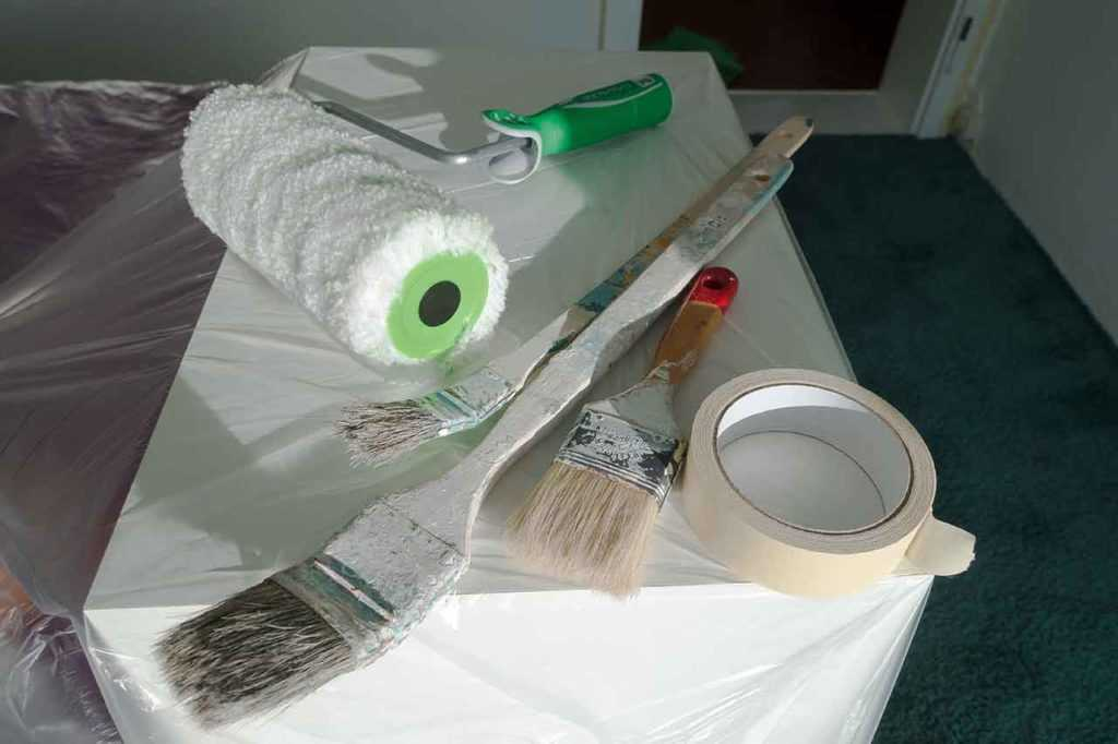 Werkzeug Renovieren Sanierung